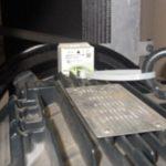 レシプロコンプレッサーの振動計測