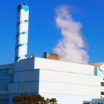ゴミ焼却炉の架構 振動対策